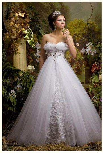 1ebc8a76b1325 صور فساتين كشخة للعروس 2014