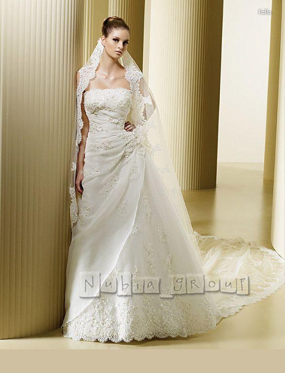 af8d02be1 فساتين زفاف فرنسية 2012 ، صور فساتين افراح فرنسية 2013 ، فساتين اعراس فرنسية