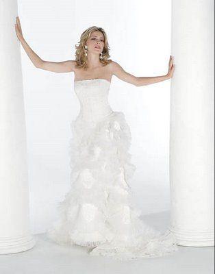 فساتين عرائس روعة 2012 صور فساتين زفاف روعة 2012 كوليكشن
