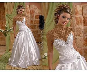 فساتين اعراس متميزة 2012 فساتين زواج مميزة 2013 بدلات زفاف
