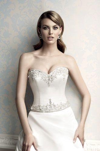 فساتين زفاف اجنبية 2012 فساتين زفاف عالمية 2013 صور فساتين