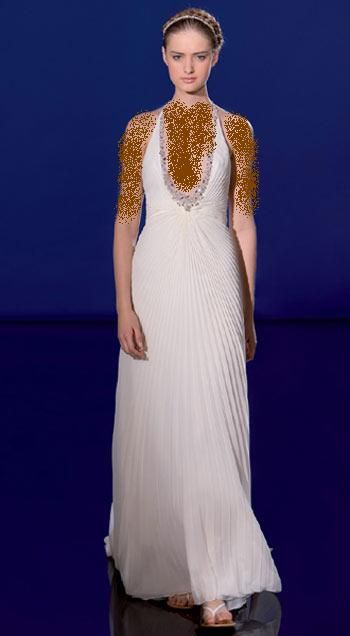 فساتين بسطية للعروس 2012 قساتين عروس بسيطة 2013 فساتين عروس