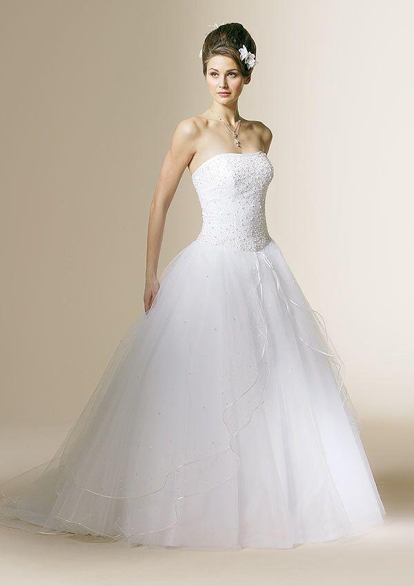 6cafba358288b فساتين زواجات فخمة 2012 ، فساتين زواجات جنان 2013 ، الحي فساتين الزفاف