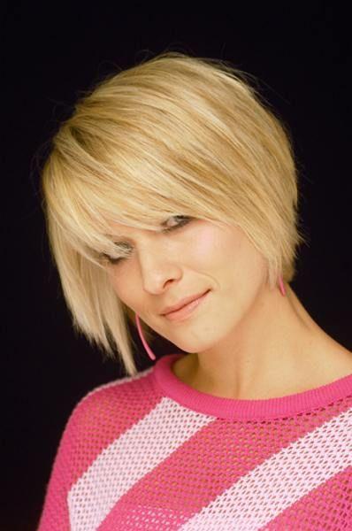 احدث قصات الشعر الخفيف 2012 ، اجمل موضة