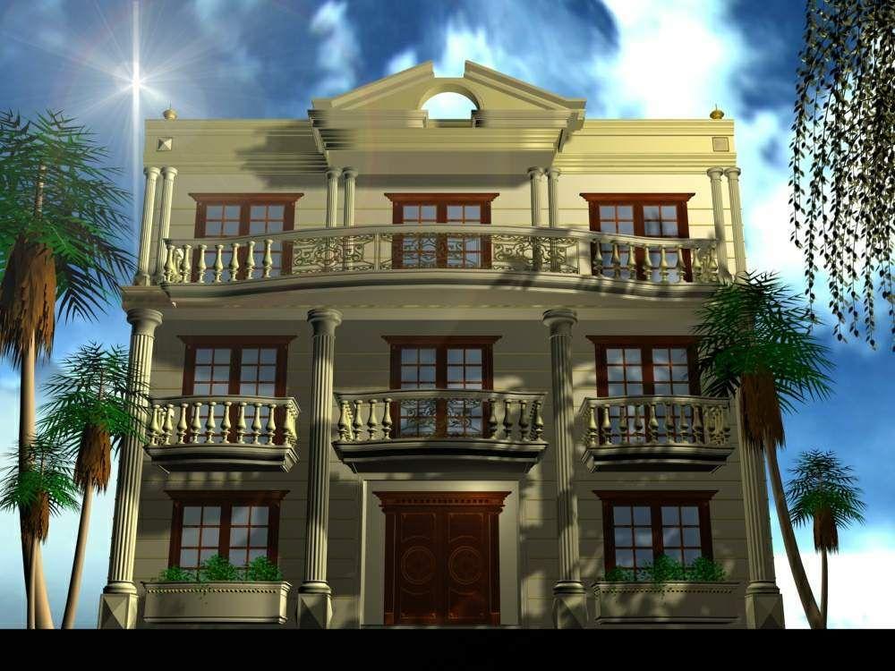 hwaml.com 1338745550 208 تصاميم فلل عصرية واجهات فلل حديثة تصاميم خليجيه للفلل
