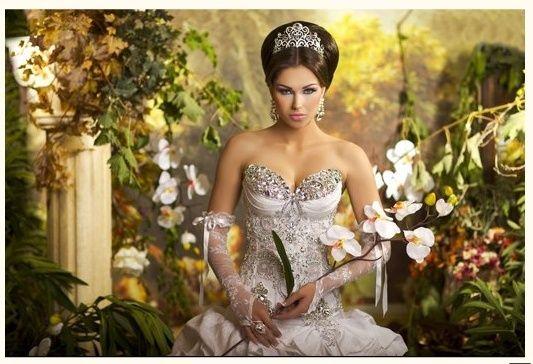 فساتين زفاف رائعة 2012 نصاميم فساتين زفاف 2013 موضة فساتين
