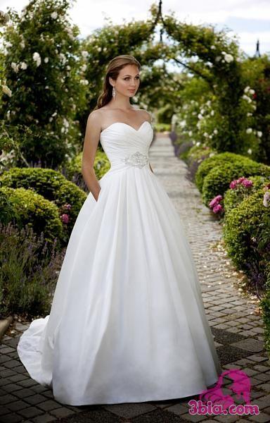 جديد فساتين الزفاف 2012 موضة فساتين الزفاف 2013 فساتين زواجات