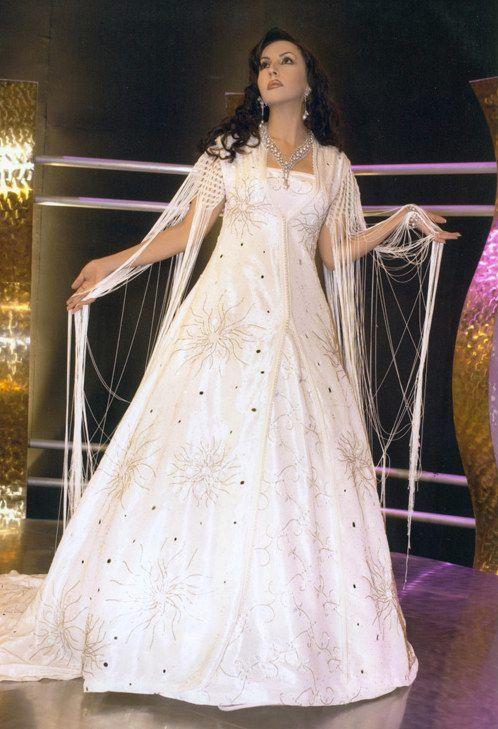 فساتين زفاف مغربية 2012 فساتين اعراس مغربية 2013 فساتين مغربية