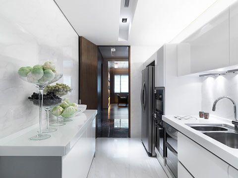 ديكور المطبخ المناسبة تبعا للشخصية. ديكور المطبخ الكلاسيكى ينصح باختيار