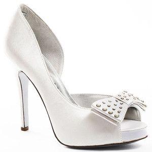 b9a3f2673 احذية اعراس اخر موضة 2012 ، احدث موضة احذية للزفاف 2013 ، موديلات احذية  للزفاف