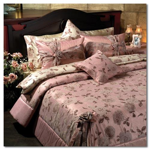 مفارش سرير ليله الدخله 2013 - مفارش سرير للعروس 2013