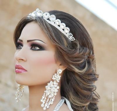 ميكب جنان للعروس 2013 اجمل