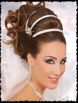 كولكشن تسريحات للعروسه تسريحات للعروسه