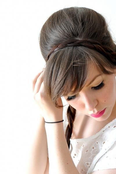 ما رايك بنسريحة للشعر الطويل ؟ خطوات مصورة hwaml.com_1339028315