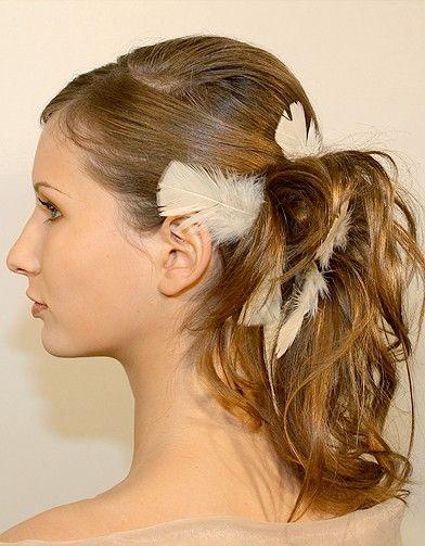 مواضيع ذات صلةتسريحات الشعر الطويل لعروس 2013عقدة منخفضة: اتجاهات