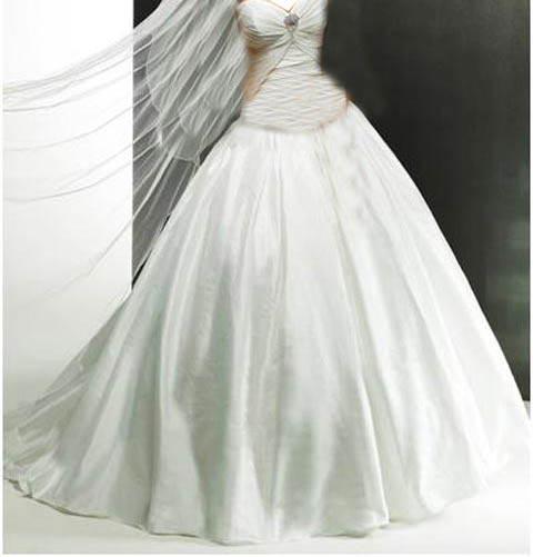 إذا كنت تودين الحصول على ثوب الزفاف المناسب، الذي
