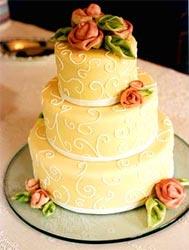 hwaml.com 1339278688 969 كعكات زفاف روعة ذات الشكل الجميل و المذاق اللذيذ