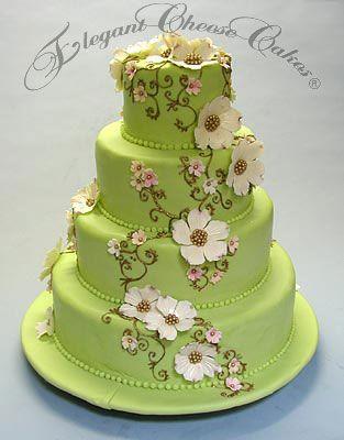 hwaml.com 1339278689 398 كعكات زفاف روعة ذات الشكل الجميل و المذاق اللذيذ