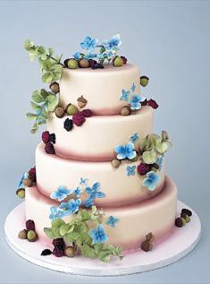 hwaml.com 1339278689 588 كعكات زفاف روعة ذات الشكل الجميل و المذاق اللذيذ