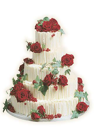 hwaml.com 1339278689 727 كعكات زفاف روعة ذات الشكل الجميل و المذاق اللذيذ