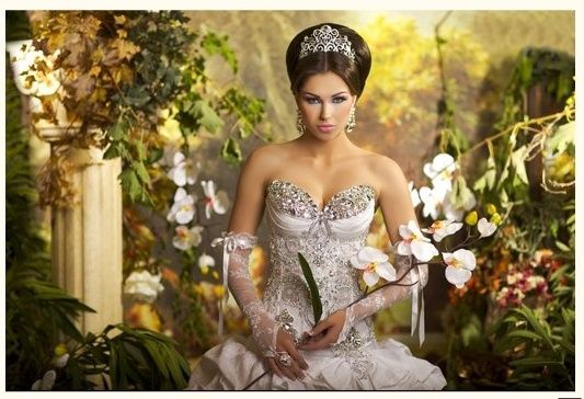كوليكشن فساتين زفاف 2017 جديد hwaml.com_1339297185