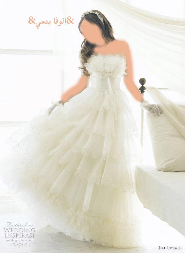 فساتين زفاف ررروعة