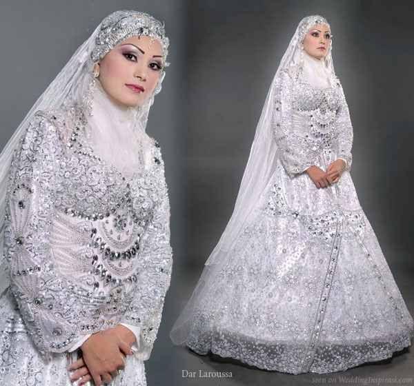 ي ن العروسفساتين العروس ، ,, فساتين تجننعندي هنا كل