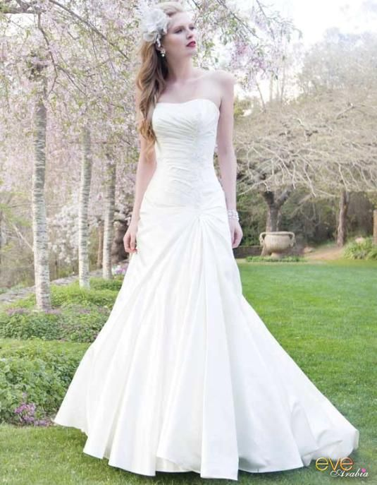 d7917532e فساتين زفاف قمة في الاناقة -جديد - السيدات