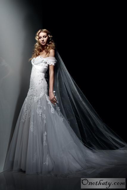 190aa40b70cc8 فساتين زفاف قمة في الجمال 2012 ، فساتين زفاف تهبل 2013 ، فساتين اعراس روعة