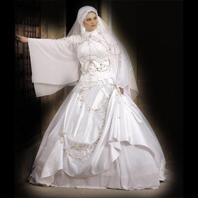 فساتين زفاف لفات للعروس wedding