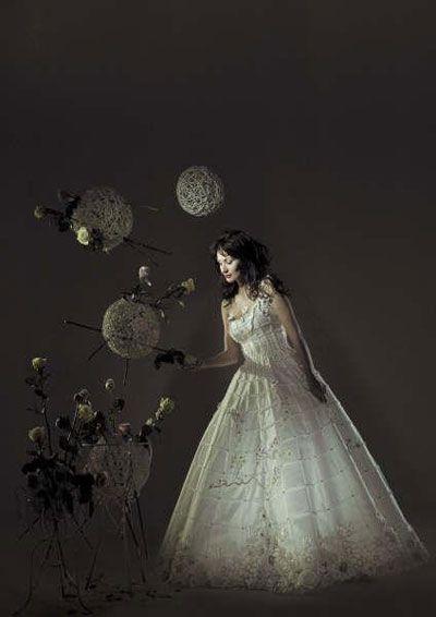 فساتين للأميرات فساتين زفاف جنان