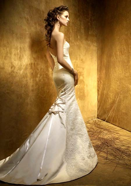 فساتين زفاف اسبانيه فساتين للعروسه