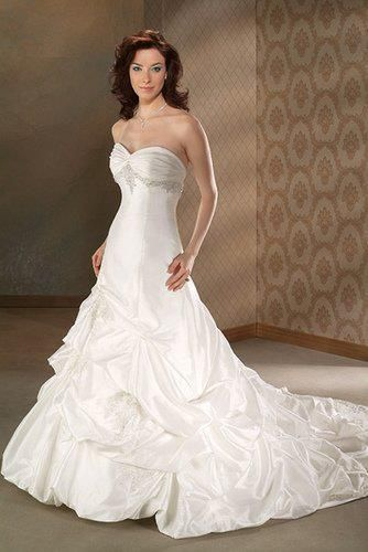 فساتين زفاف كيوت فساتين زفاف