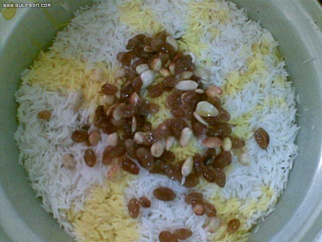 طريقة عمل الارز الهندي كيفية عمل الارز بطريقة هندية وصفات hwaml.com_1339512240