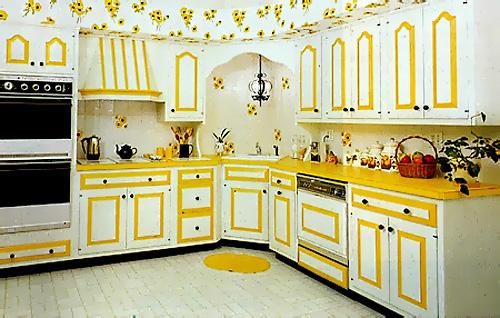 مطابخ زاهية مطابخ بالوان زاهية