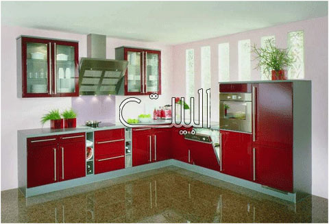 ديكورات مطبخ صغير 2012 ، مطابخ صغيرة 2013