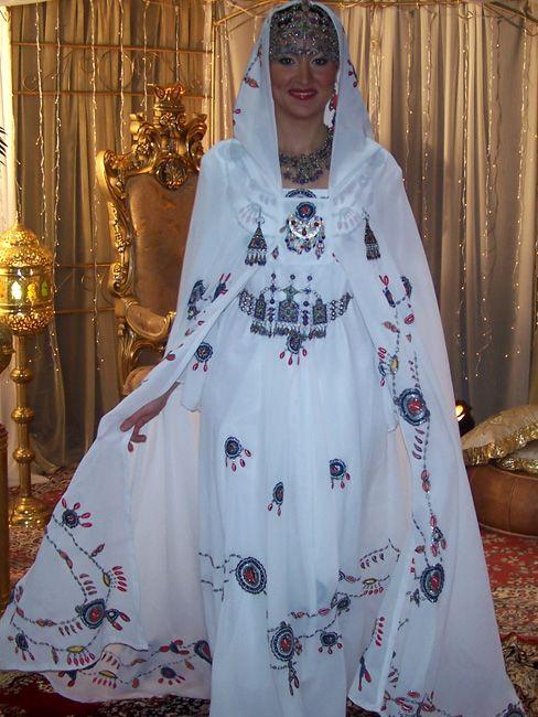 فساتين جزائرية موضة 2012 اجمل