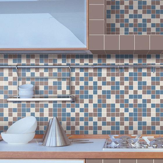 احدث واجمل اشكال ديكور السيراميك للحوائط والارضيات والمطابخ الجديدة 2014