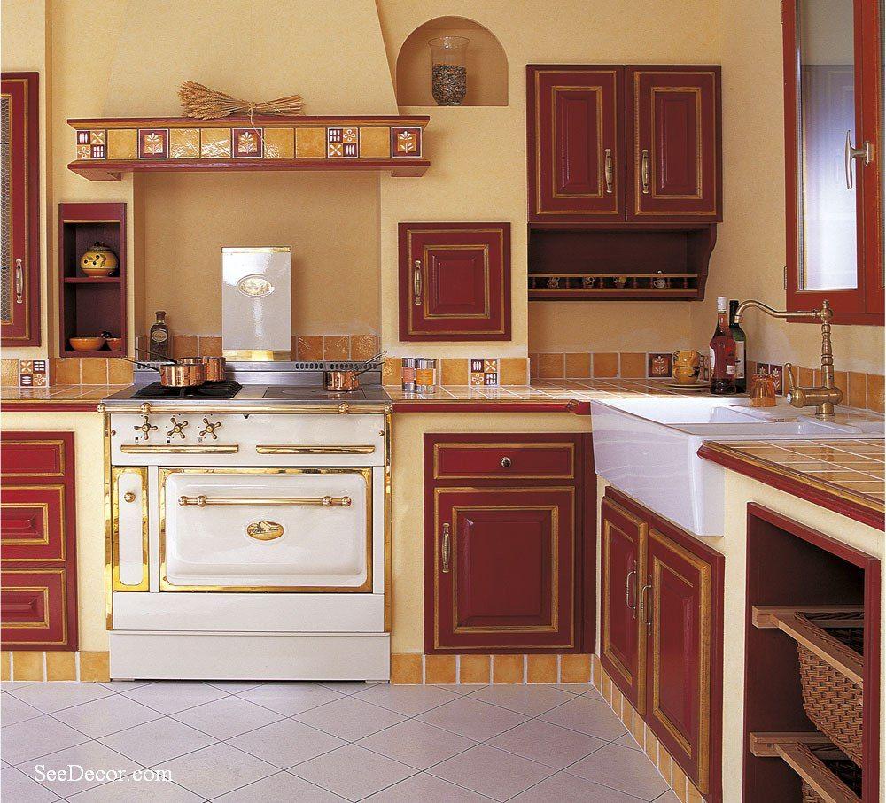 ديكورات مطبخ ديكورات فخمة مطابخ