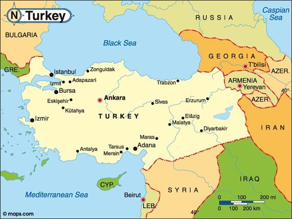 احلى رحلة قصيرة تركيا 2013