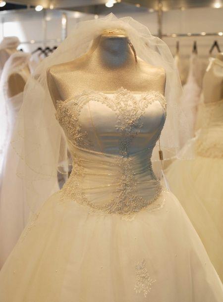 فساتين انيقة للعرايس فساتين زفاف