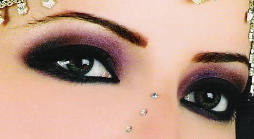 العيون الخليجية 2013 مكياج عيون