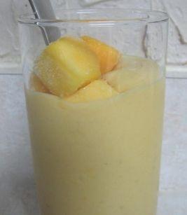 طريقة عصير الموز عصير الموز