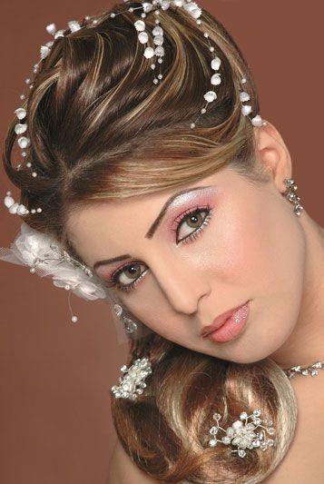اجمل مكياج للعروسة العربية مكياج