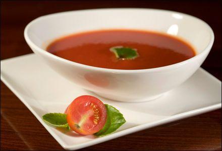 طريقه عمل شوربه الطماطم ، وصفة الفلفل المشوى hwaml.com_1341103500