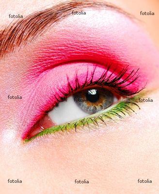 اجمل مكياج عيون مكياج عيون