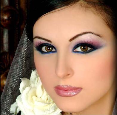 مكياج بنات مميز مكياج عيون