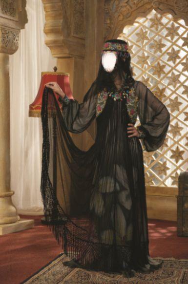 عبايات عمانية جديدة للعيد اجدد