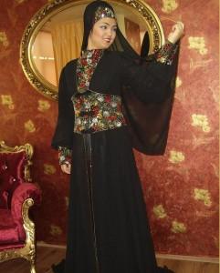 عبايات سوارية مغربية اجمل عبايات