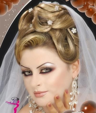 مكياج عرائس للعروسة خطير